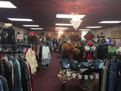 Angie's Closet Store